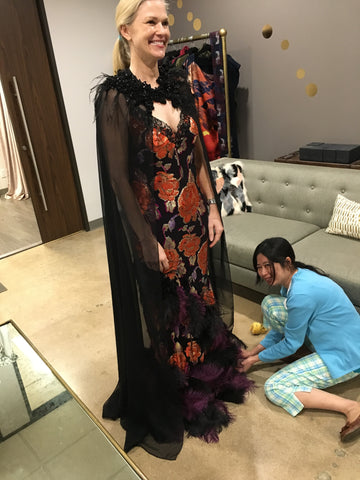 Amy Pierce Final Fitting