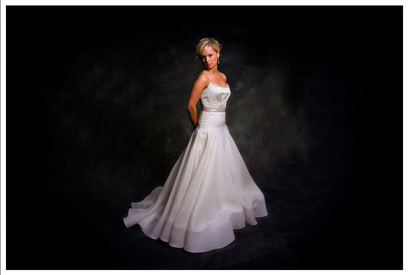 Miles David by David Peck, Custom Wedding Gown, Kansas Wedding,