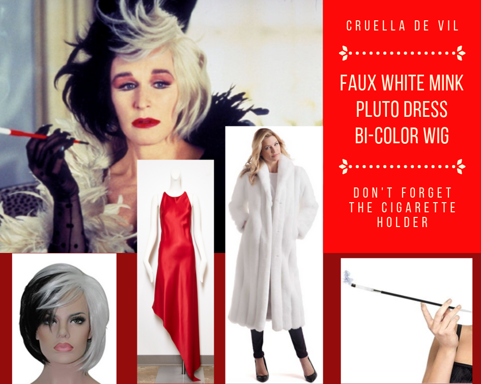 Cruella de Vil Costume by David Peck