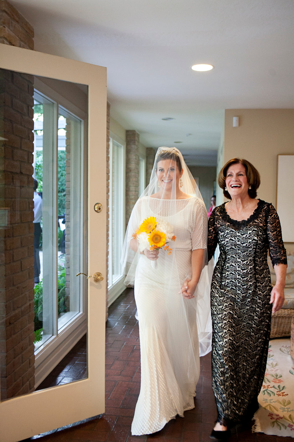 Lauren Levicki Wedding, Nancy Levicki, Mother of the Bride Gown, Miles David by David Peck, Custom Wedding Gown, Houston Wedding