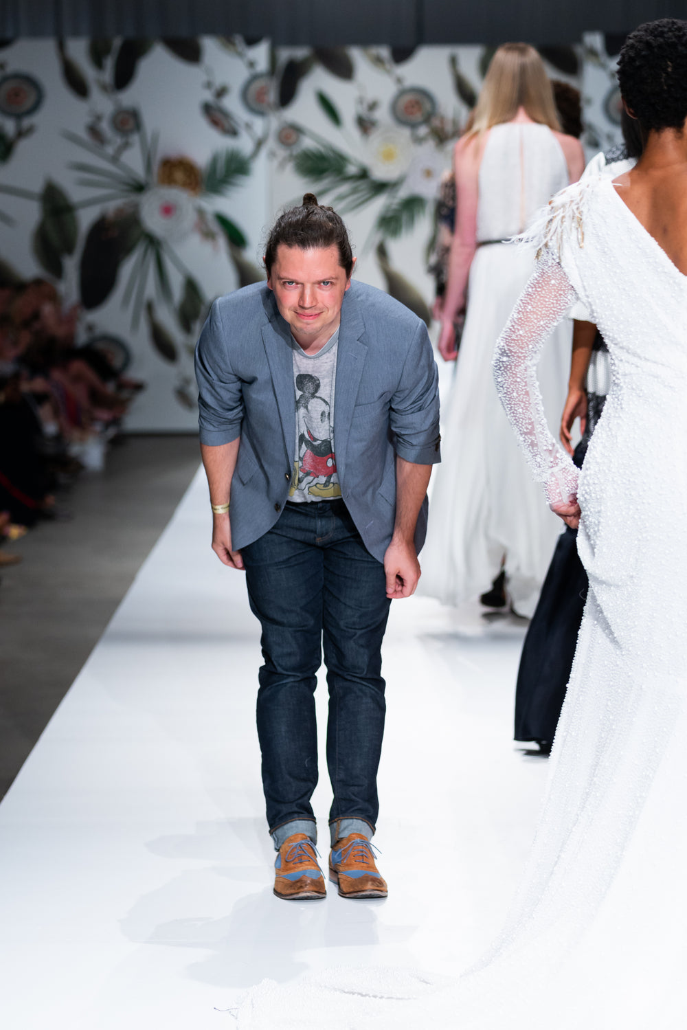Fashion X Austin Miles David by David Peck Runway Show