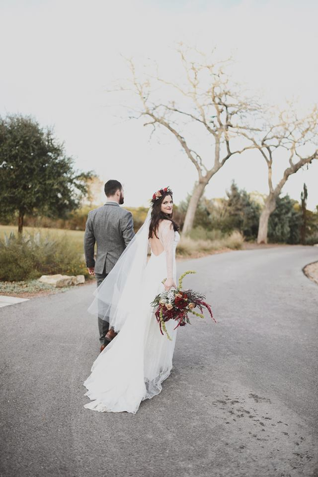Miles David by David Peck, Custom Wedding Gown, Texas Wedding, Hill Country Wedding, Destination Wedding