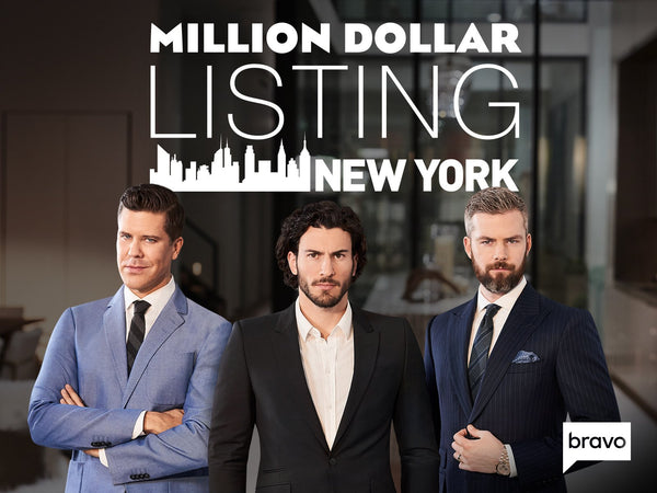 Million Dollar Listing New York, Bravo