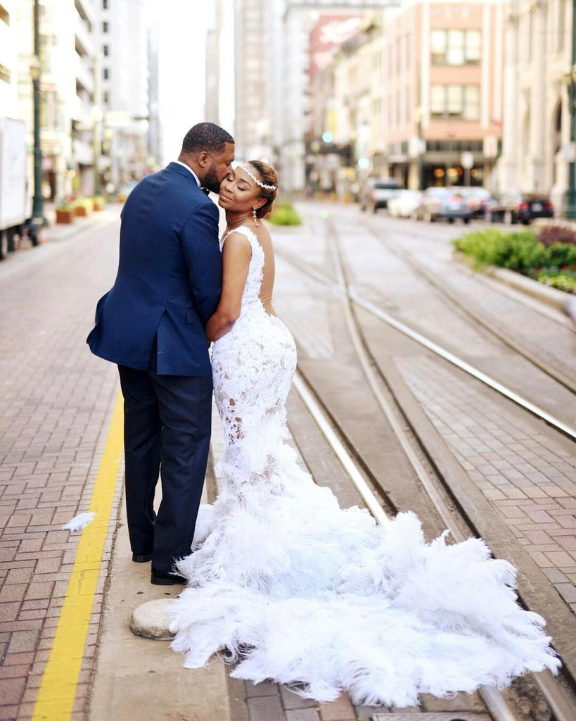 custom wedding dress Houston
