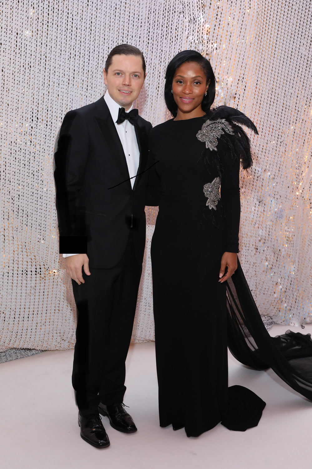Houston Ballet Ball, Shamika Johnson, Van Cleef & Arpels, David Peck, Miles David