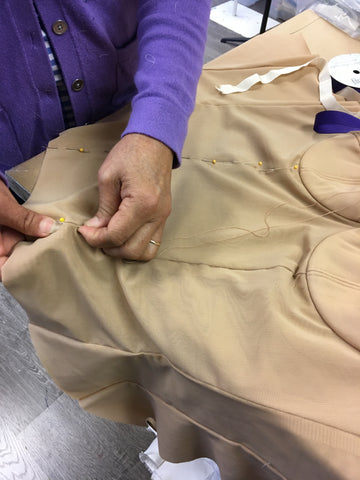 Corset Construction 2