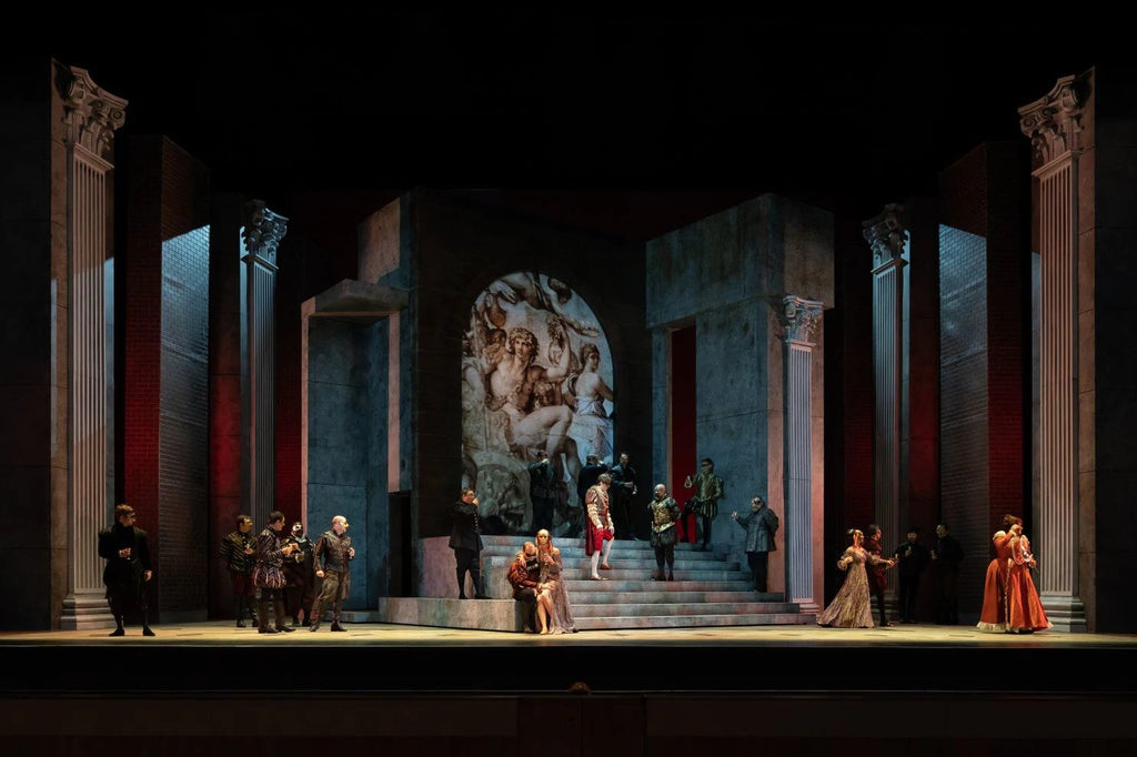 Rigoletto Houston Grand Opera