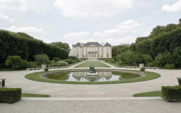 Rodin Museum and Gardens in Paris