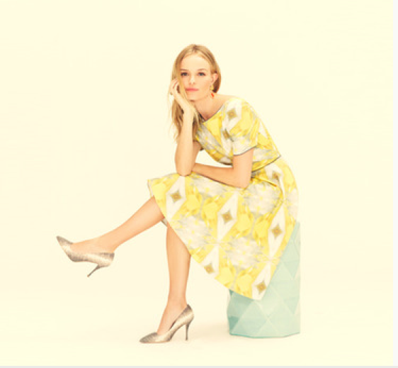 Kate Bosworth David Peck Dress