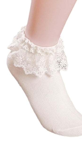 Lace Ankle Socks David Peck interviews Colleen Grady