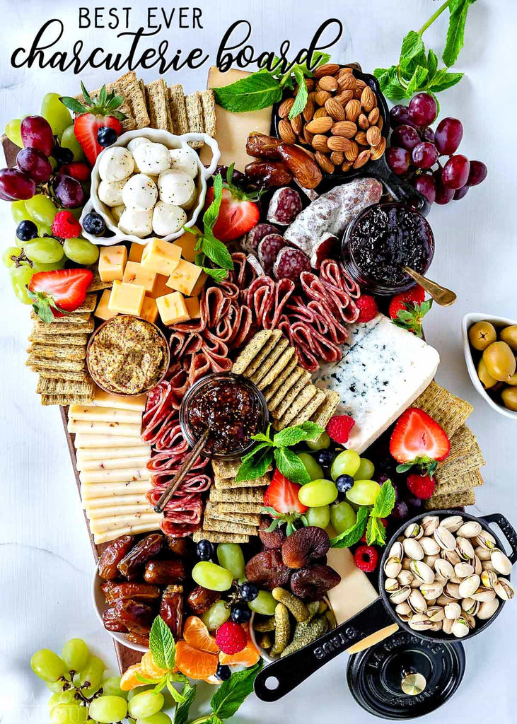 Best ever Charcuterie board