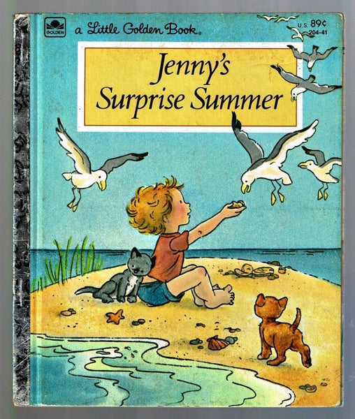 Jenny's Surprise Summer David Peck Staff Picks Favorite Children's Books