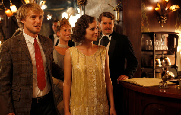Midnight in Paris Top 5 List David Peck