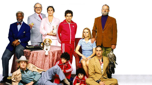 The Royal Tenenbaums Top 5 List David Peck