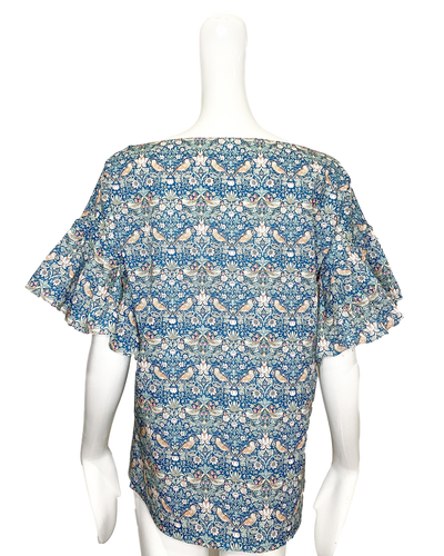 Clayton Top | Liberty Prints