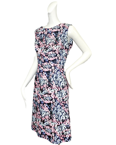 Crawford 2 Dress | Navy Floral