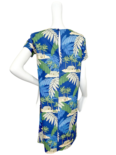 Cosmico Dress | Island Life Cotton