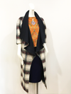 Irma Coat | Wool Plaid