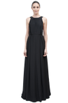 Polilla Gown | Black