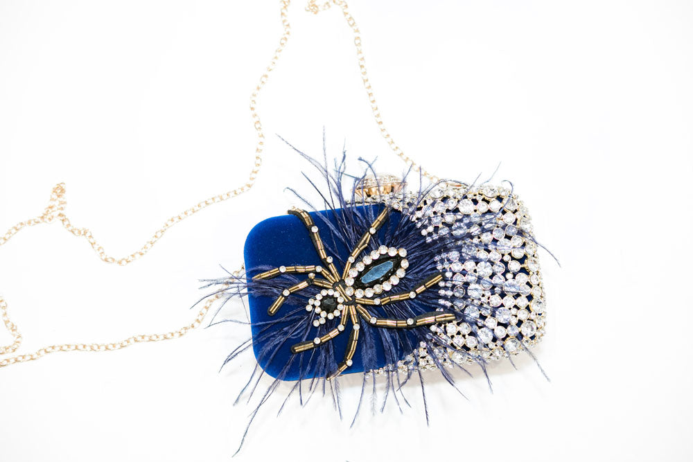 Queen of the Night Clutch | Houston Grand Opera Collection by David Peck