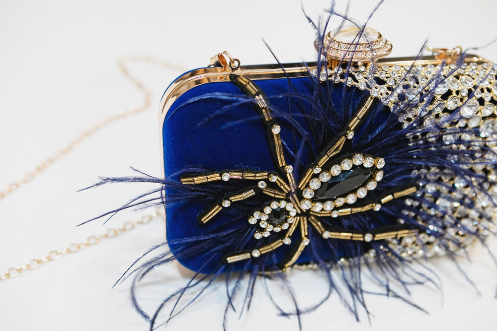 Queen of the Night Clutch | Houston Grand Opera Collection