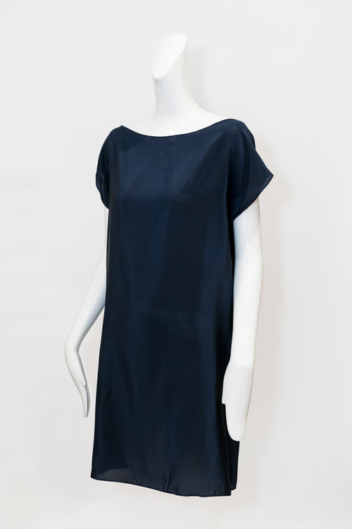 Swift Dress | Reverse Silk Charmeuse
