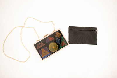 Rigoletto Clutch | Houston Grand Opera Collection