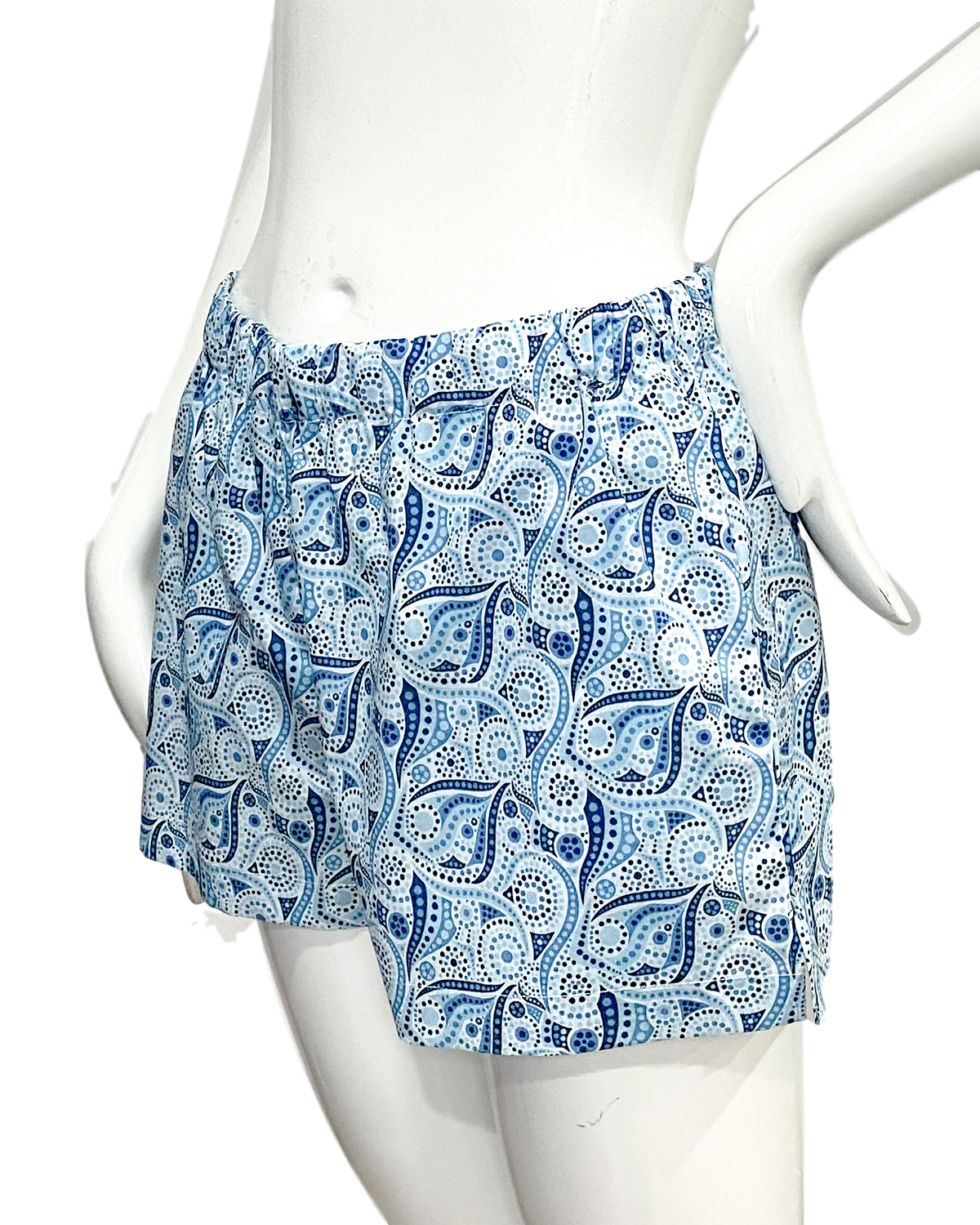 Alexis Shorts | Liberty Prints