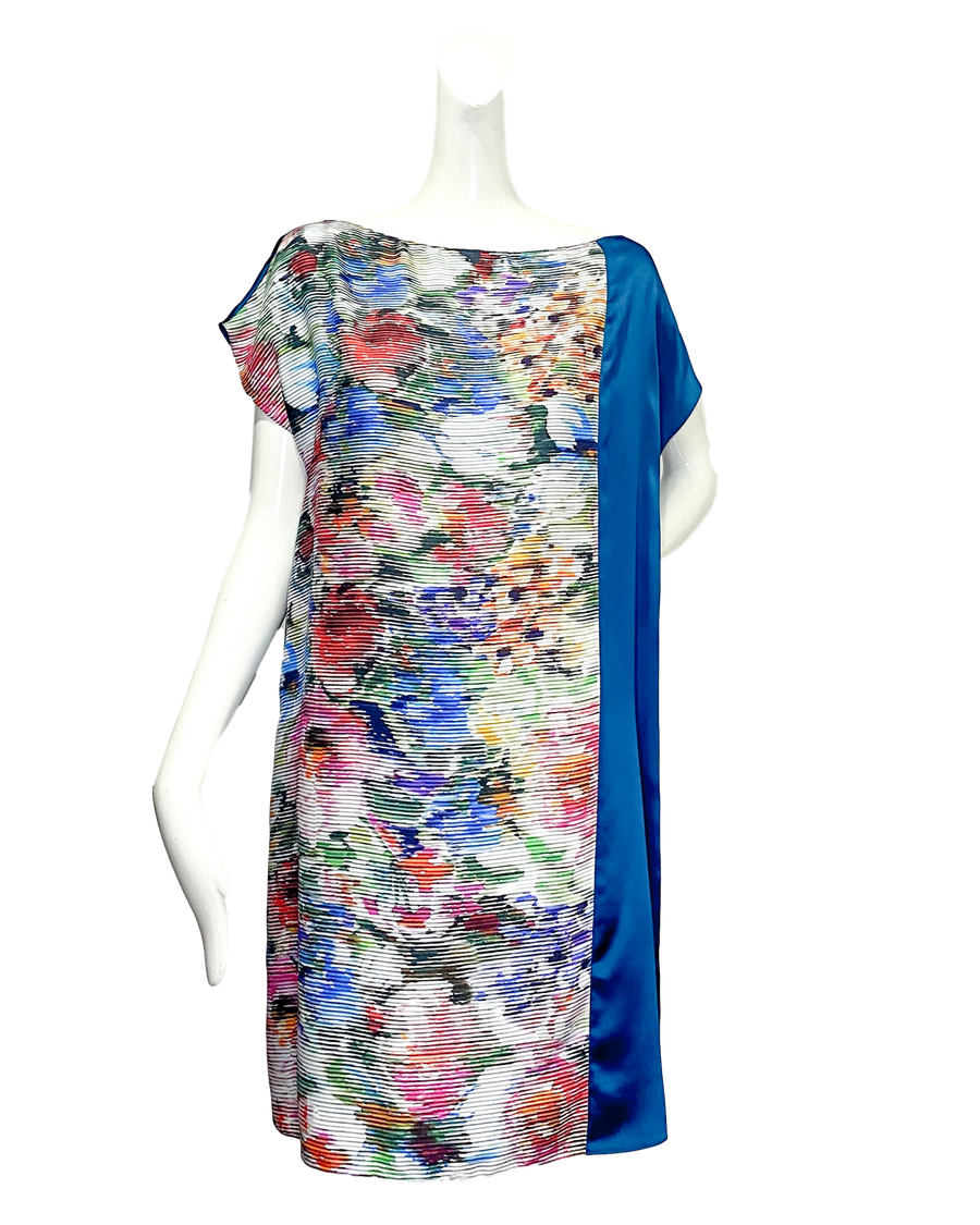 Bali Dress | Abstract Floral