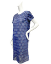 Cosmico Dress | Navy IKat