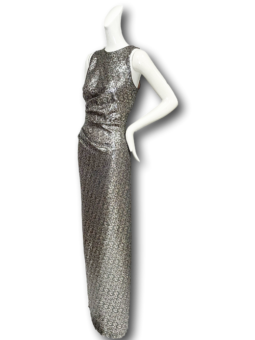 Lexi Gown / Pewter Sequins