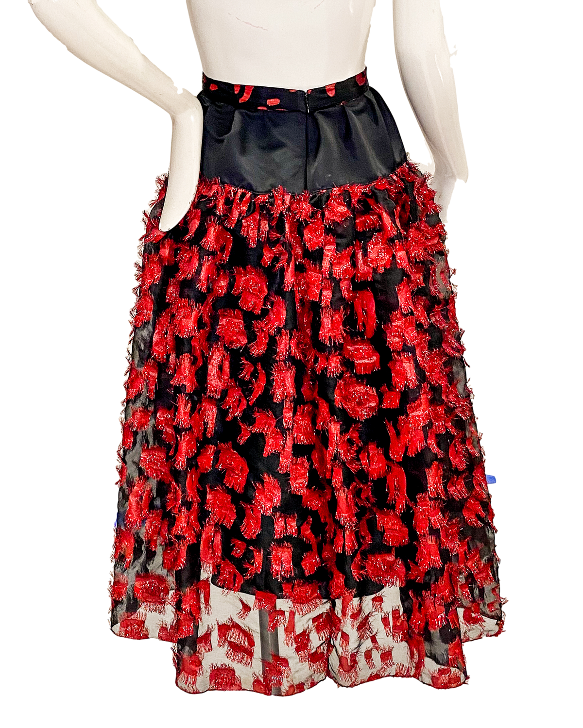 Holland Tea Length Skirt