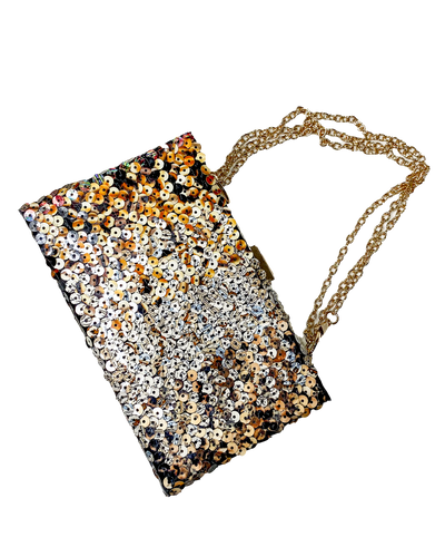 Clutch | Colorful Sequins