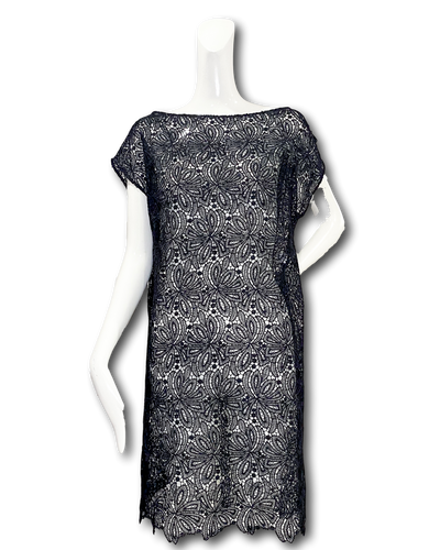 Swift Dress | Black Lace