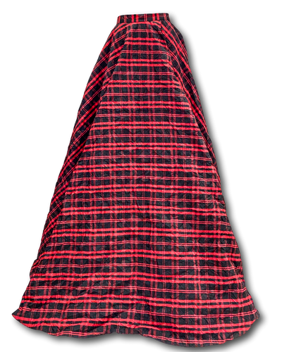 Full Circle, Ball Skirt Red