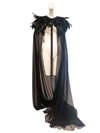 Heady Cape | Black Swan