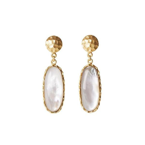 Mini Drop Earrings | Christina Greene