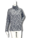 Alto Top | Silver Leaves