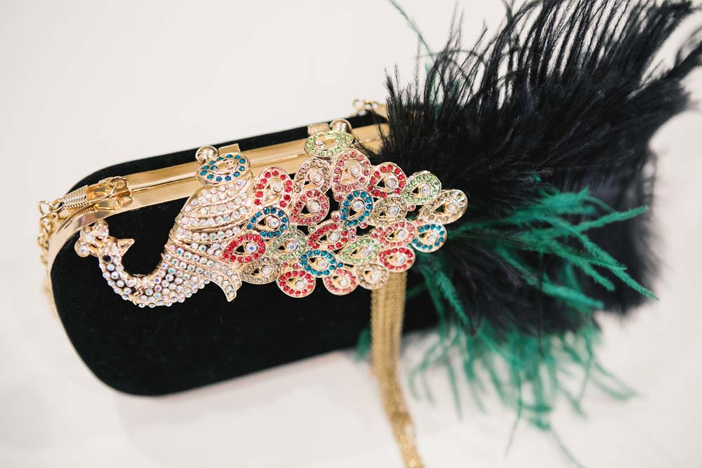 Salome Clutch | Houston Grand Opera Collection