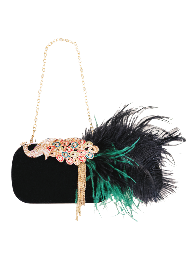 Salome Clutch | Houston Grand Opera Collection by David Peck