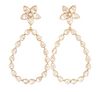 Stacy Crystal Chandelier Earrings