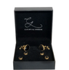 Mens Cufflink and Stud Set | Christina Greene