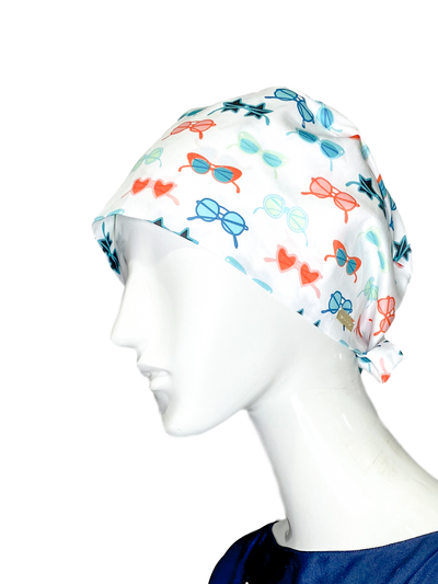 Surgical Cap | Eye Collection