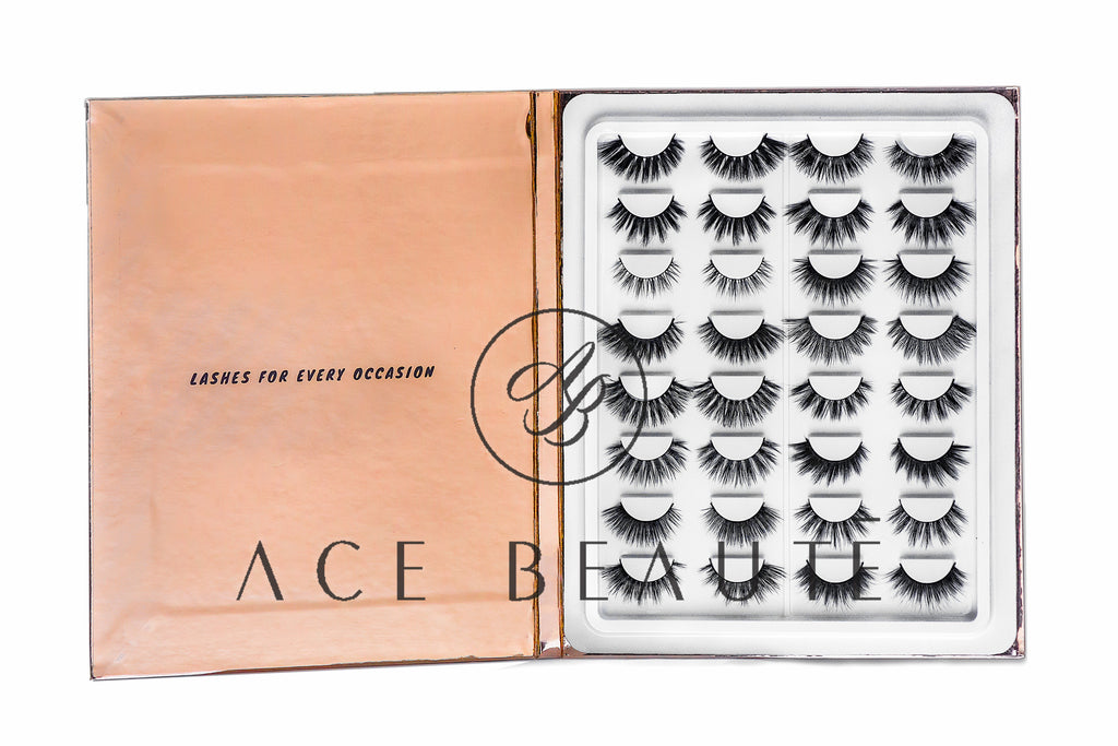 Limited Edition Lash Book