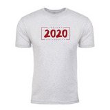 2020 Tee | heather white