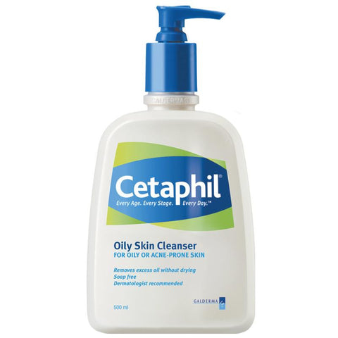 Oily Skin Cleanser