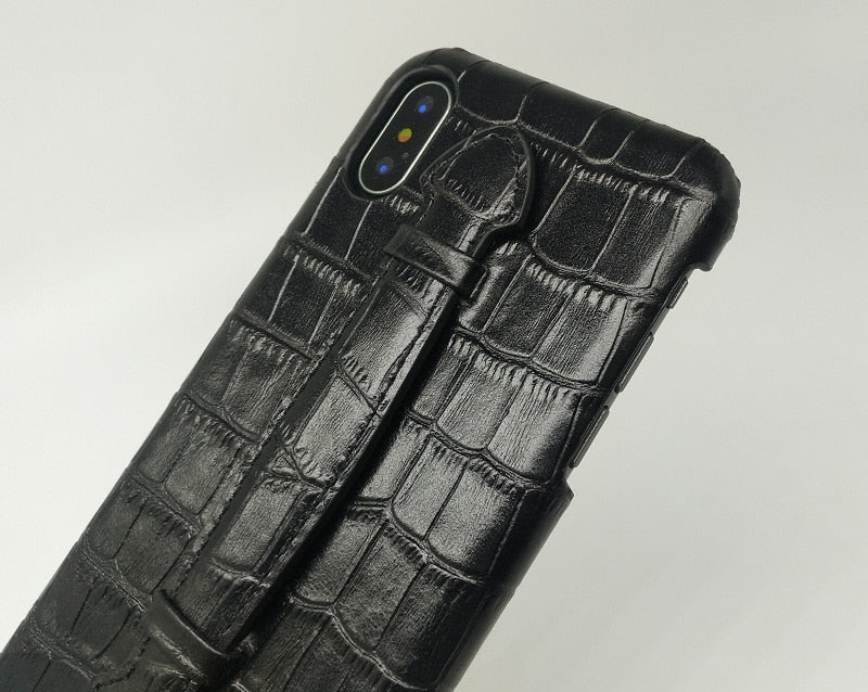 Luxury Crocodile iPhone Phone case