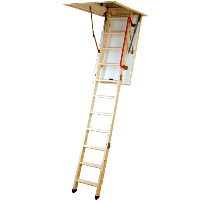 Eco S Line Loft Ladder