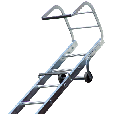 Lyte TRL 1 Section Roof Ladder (3m to 5 5m)