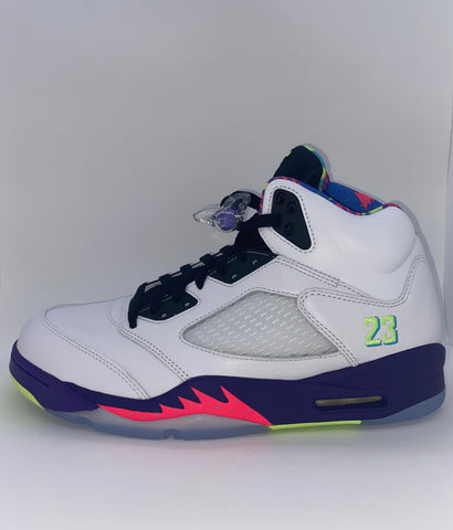 Air Jordan Retro 5 Alternate Bel-Air
